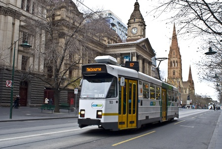 Melbourne - City of Trams, July 2nd 2011 Editorial