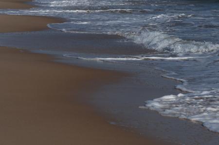 Background- Beach Stock Photo