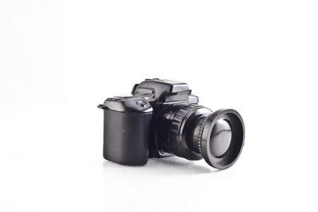 DSLR camera photo