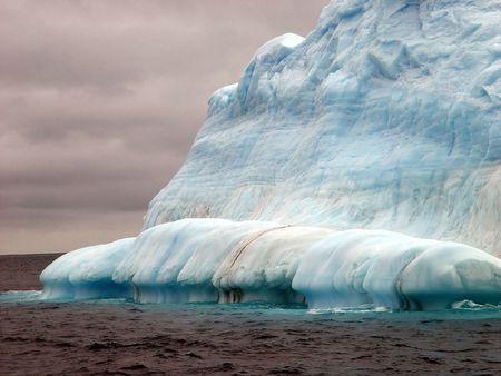 Iceberg, Antarctica Stock Photo - 3268382