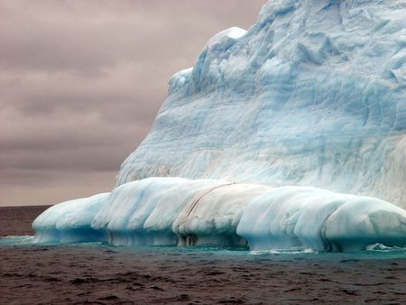 Iceberg, Antarctica Stock Photo - 3268382