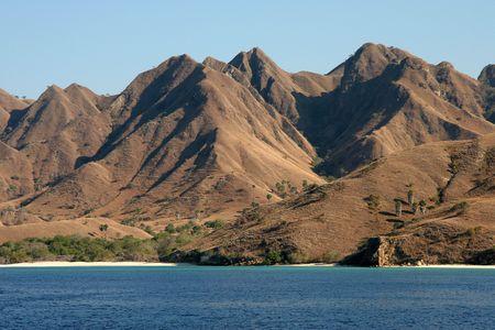 komodo: Isola di Komodo, Indonesia