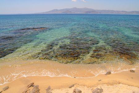 naxos: Beach, Naxos, Greece