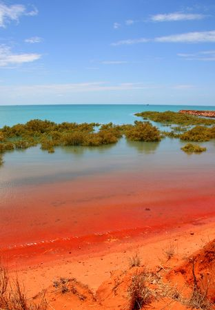 phenomena: Roebuck Bay, Broome, Australia