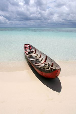 Sainte-Marie island - Madagascar.