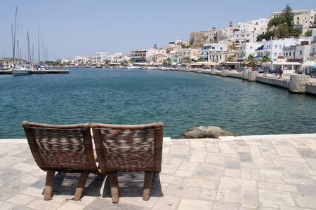naxos: Naxos, Greece Stock Photo