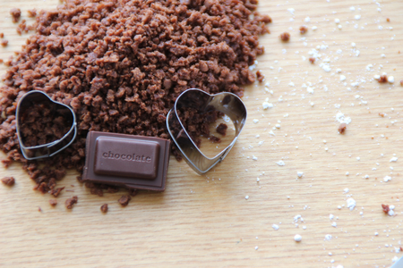 confectionery: Chocolate and the heart