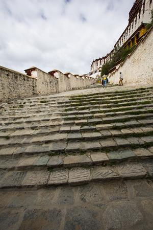 reincarnation: Potala Palace in Lhasa, Tibet