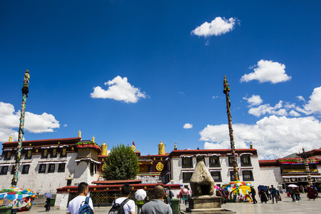 petitions: Jokhang temple pilgrimage