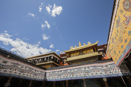 petitions: Ancient jokhang temple