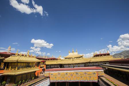 lamaism: Ancient jokhang temple