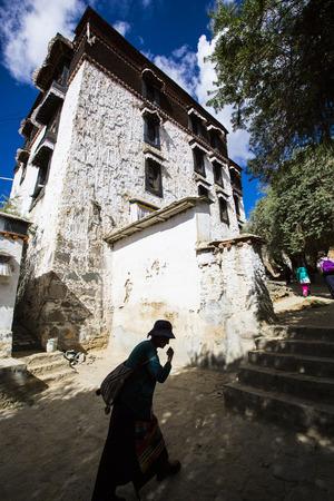 reincarnation: Tashilhunpo Monastery