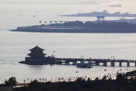 trestle: Qingdao trestle