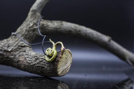 pendants: Snake necklace pendants