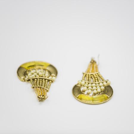 stud: Pearl Stud Earrings