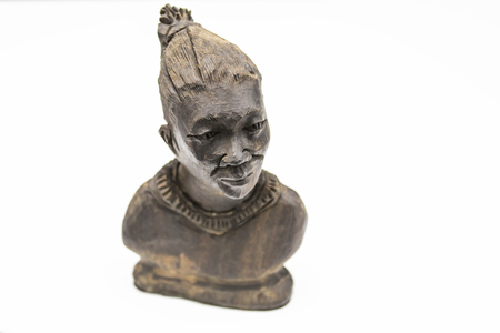 wood carvings: African wood carvings