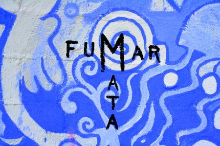 smoking kills: Fumar mata smoking kills