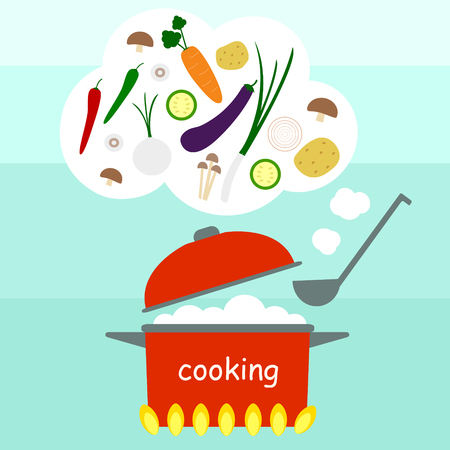 cooking time: cooking time