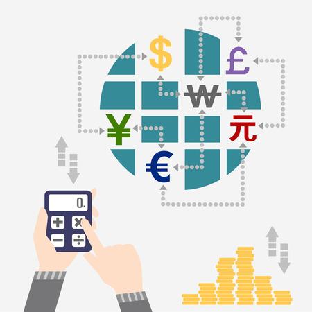 compute: money around the world, finance