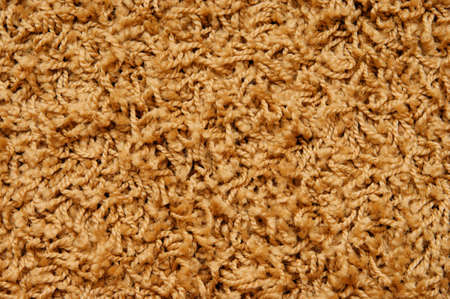 woolen backgroun. carpet with strings texture  Stock Photo