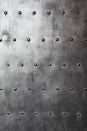 Texture of metal black stell Stock Photo - 12359721