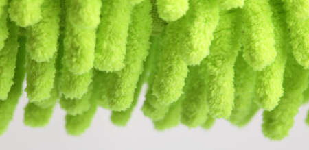 fringe green background texture woven Stock Photo - 12359689