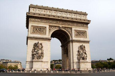 Arc de triomphe Stock Photo - 1352859