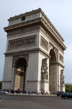Arc de triomphe Stock Photo - 1352867