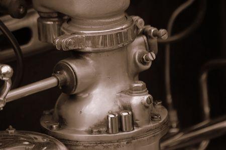 Motor part photo