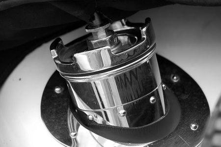 gearings: Motor part