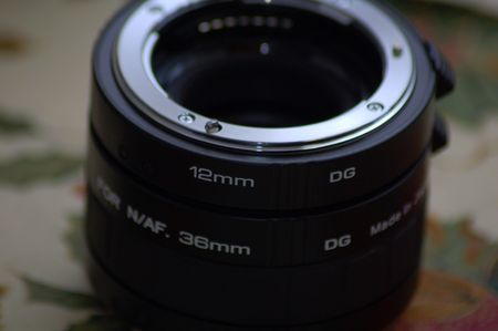 mated: Extension tube