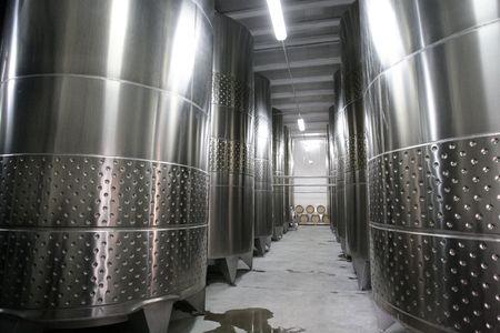 Inox barrels