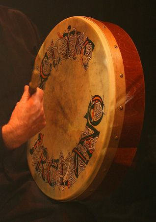 Irish Tambour