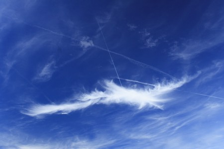 blue sky with white clouds,perfecte  background image