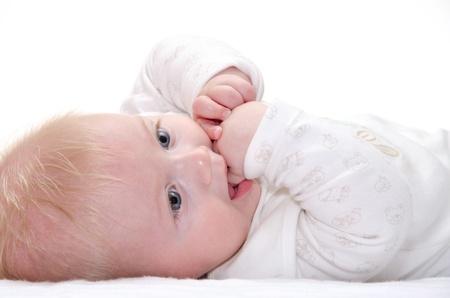 baby boy Stock Photo - 17315917