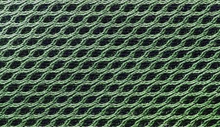 green fiber fabrics background photo