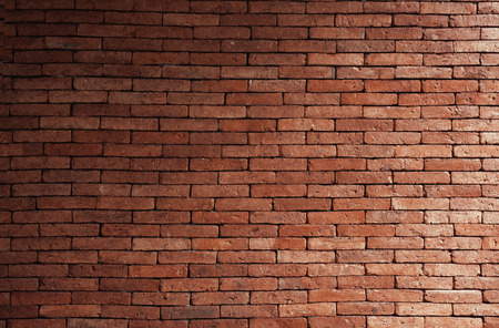 color effect: brick wall background with color effect