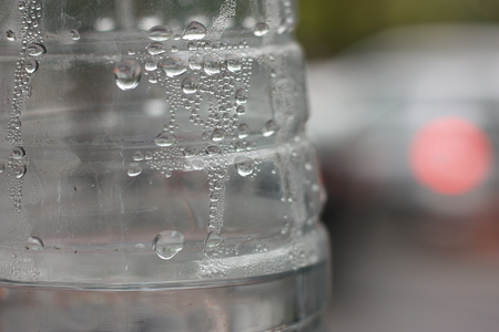 water and drew drop 写真素材