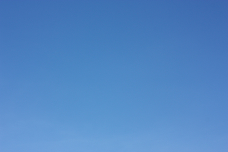 clear blue sky little cloud Imagens