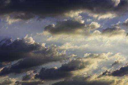 clound: clound and sky
