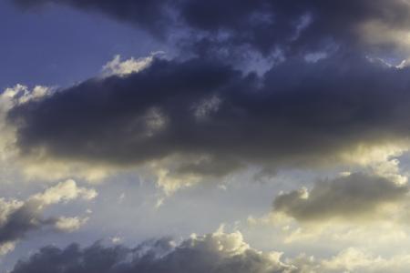 clound: clound and blue sky