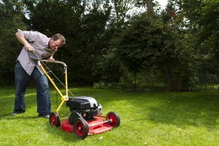 lawnmower photo