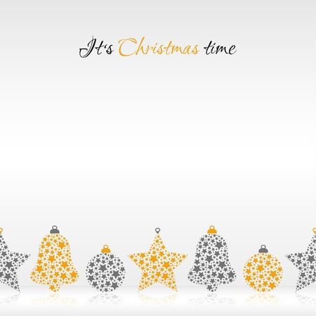 Its christmas time Stock Vector - 21953741