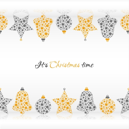 Its christmas time Stock Vector - 21953749