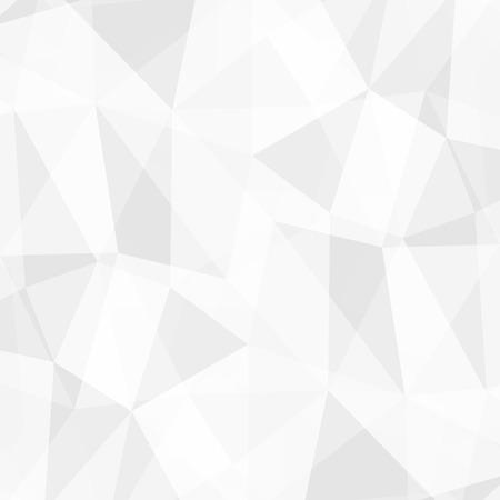 Fondo poligonal Grey. Ilustraci�n del vector.