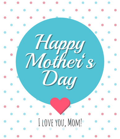 Mother�s Day card.