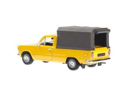 pick-up van. Stock Photo - 13012199
