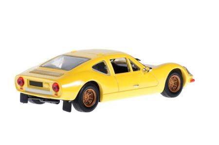 yellow sport car. Stock Photo - 13012158