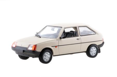 contemporary car. Standard-Bild