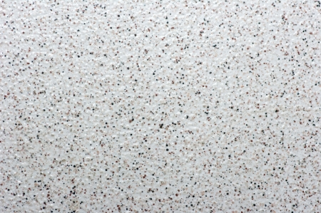 suelo de piedra blanca con una textura irregular de piedras foto de archivo